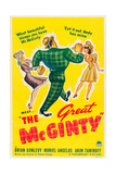 THE GREAT MCGINTY  US poster art  1940