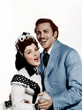 SHOW BOAT  from left: Kathryn Grayson  Howard Keel  1951
