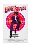 THE HIT MAN  Bernie Casey  1972