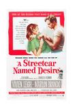 A STREETCAR NAMED DESIRE  Vivien Leigh  Marlon Brando  1951