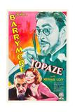 TOPAZE  John Barrymore  Myrna Loy  1933