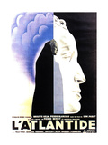 L'ATLANTIDE  (aka MISTRESS OF ATLANTIS)  Brigitte Helm  1932