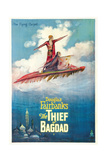 THE THIEF OF BAGDAD   Douglas Fairbanks  Sr  Julanne Johnson  1924