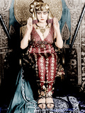CLEOPATRA  Theda Bara  1917 ©Fox Film Corporation  TM & Copyright/courtesy Everett Collection