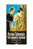 THE BRANDED WOMAN  right: Norma Talmadge  1920