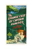 THE STRANGE CASE OF CAPTAIN RAMPER  US poster art  1927