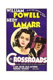 CROSSROADS  Hedy Lamarr  William Powell  1942