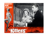THE KILLERS  Angie Dickinson  Ronald Reagan  1964