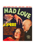 MAD LOVE  Frances Drake  Peter Lorre  1935