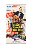 DON'T KNOCK THE ROCK  Bill Haley  Alan Freed  1956