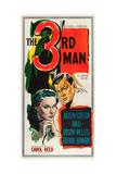 The Third Man  Alida Valli  Joseph Cotten on US poster art  1949