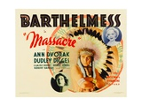 MASSACRE  from bottom left: Ann Dvorak  center: Richard Barthelmess  1934