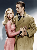 THIS GUN FOR HIRE  from left: Veronica Lake  Alan Ladd  1942