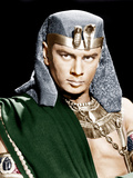 THE TEN COMMANDMENTS  Yul Brynner  1956