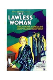 THE LAWLESS WOMAN  far left: Vera Reynolds  1931
