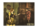 THE MARK OF ZORRO  Marguerite de la Motte  Douglas Fairbanks  Sr  1920
