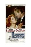 RANDOM HARVEST  from left: Greer Garson  Ronald Colman  1942