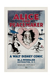 ALICE THE PEACEMAKER  center: Virginia Davis  1924