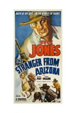 THE STRANGER FROM ARIZONA  top: Buck Jones  1938