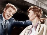 ELMER GANTRY  from left: Burt Lancaster  Jean Simmons  1960