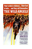 WILD ANGELS  THE  Peter Fonda  Nancy Sinatra  1966