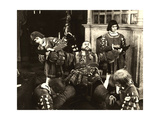 ANNA BOLEYN  (aka ANNE BOLEYN  aka DECEPTION)  center: Emil Jannings as Henry VIII  1920