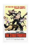 The Street Fighter  (aka The Street Fighter  aka Gekitotsu! Satsujin Ken)  Sonny Chiba  1974