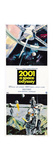 2001: A SPACE ODYSSEY  US poster  1968