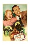 HAVING WONDERFUL TIME  top from left: Ginger Rogers  Douglas Fairbanks  Jr  1938