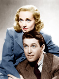 MADE FOR EACH OTHER  from top: Carole Lombard  James Stewart  1939