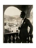 Rudolph Valentino  portrait ca 1920s
