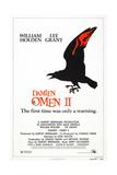 DAMIEN: OMEN II  US poster  1978  TM & Copyright © 20th Century Fox/courtesy Everett Collection