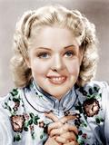 Alice Faye  ca late 1930s