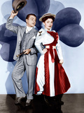 YANKEE DOODLE DANDY  from left: James Cagney (as George M Cohan)  Joan Leslie  1942