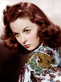 Susan Hayward  ca 1940s