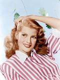 Rita Hayworth  ca 1940s