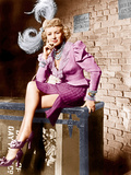 WABASH AVENUE  Betty Grable  1950