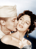 CARMEN JONES  from left: Harry Belafonte  Dorothy Dandridge  1954