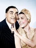 STORMY WEATHER  from left  Fats Waller  Lena Horne  1943