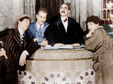 THE COCOANUTS  from left: Chico Marx  Zeppo Marx  Groucho Marx  Harpo Marx  1929