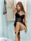 YESTERDAY  TODAY AND TOMORROW  (aka IERI  OGGI  DOMANI)  Sophia Loren  1963