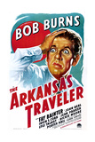 THE ARKANSAS TRAVELER  US poster art  Bob Burns  1938