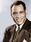 Paul Robeson  ca 1930s