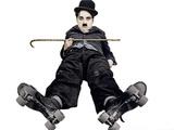 THE RINK  Charles Chaplin  (aka Charlie Chaplin)  1916