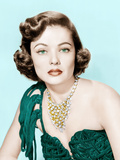 Gene Tierney  late 1940s- early 1950s