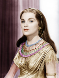 THE TEN COMMANDMENTS  Debra Paget  1956