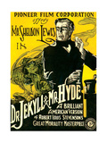 DRJEKYLL & MR HYDE  Sheldon Lewis  1920