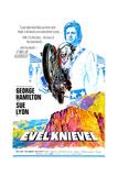 EVEL KNIEVEL  George Hamilton  1971
