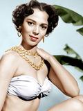 TARZAN'S PERIL  Dorothy Dandridge  1951
