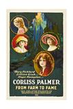 FROM FARM TO FAME  Mary Pickford  Lillian Gish  Hope Hampton  Corliss Palmer  1918